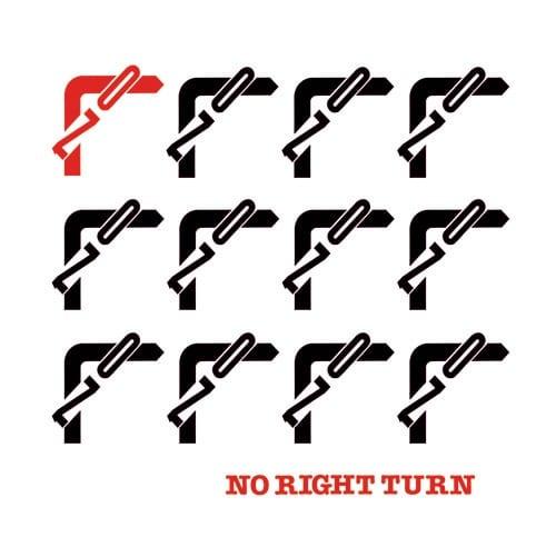 No Right Turn - No Right Turn - EM1115LP - EM RECORDS