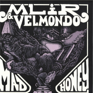 Mlir & Velmondo - Mad Honey (ep) - INT041 - INTERNASJONAL