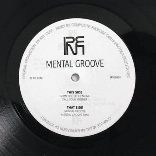 Key Clef - Mental Groove - IPNE001 - IPNOTICA EROTICA