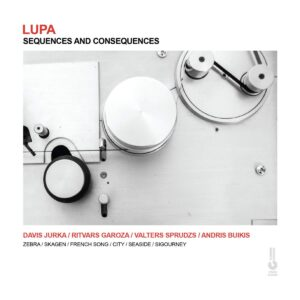 Lupa - Sequences and Consequences - JRA004 - JERSIKA