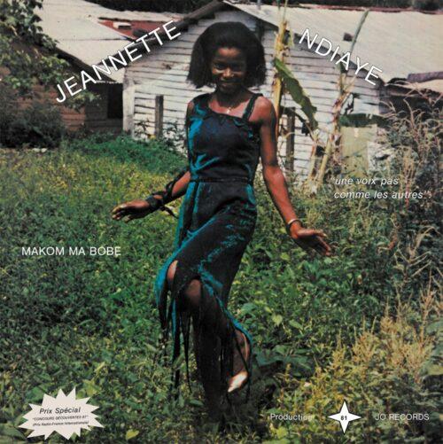 Jeannette N'Diaye - Makom Ma Bobe - KALITA12014 - KALITA