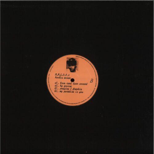 Karlos Moran - MMG004 - MMG004 - MORAN MUSIC GROUP