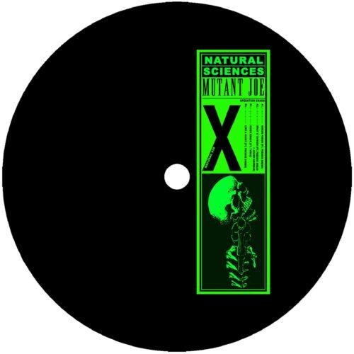 Mutant Joe - Operation Chaos - NATURAL039 - NATURAL SCIENCES