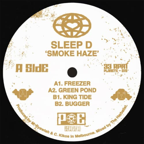 Sleep D - Smoke Haze - PE010 - PLANET EUPHORIQUE