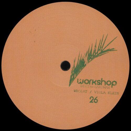 Whodat / Viola Klein - Workshop 26 - Workshop-26 - WORKSHOP