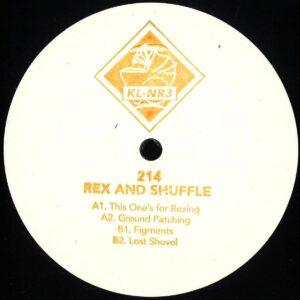 214 - Rex And Shuffle - kl-nr3 - KLAKSON