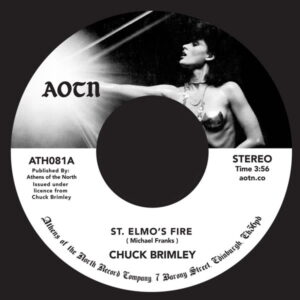 Chuck Brimley - St. Elmos Fire - ATH081 - ATHENS OF THE NORTH
