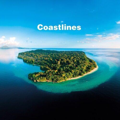 Coastlines - Coastlines - BEWITH080LP - BE WITH RECORDS