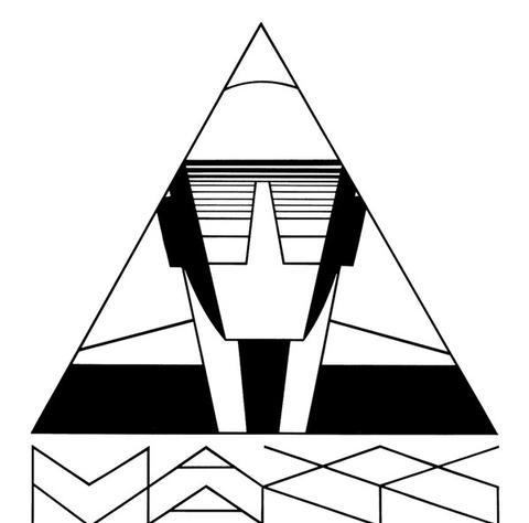 Maxx Mann - Maxx Mann - DE270 - DARK ENTRIES
