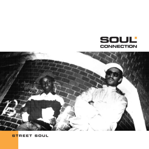 Soul Connection - Street Soul - ICE016 - INVISIBLE CITY EDITIONS