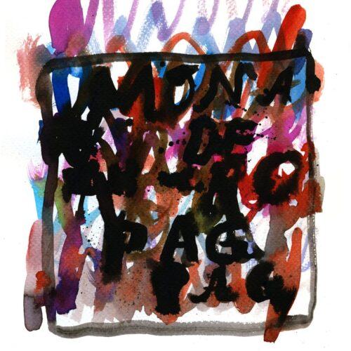 Mona De Bo - Pag Pag - ILOVEYOUREC007 - I Love You Records