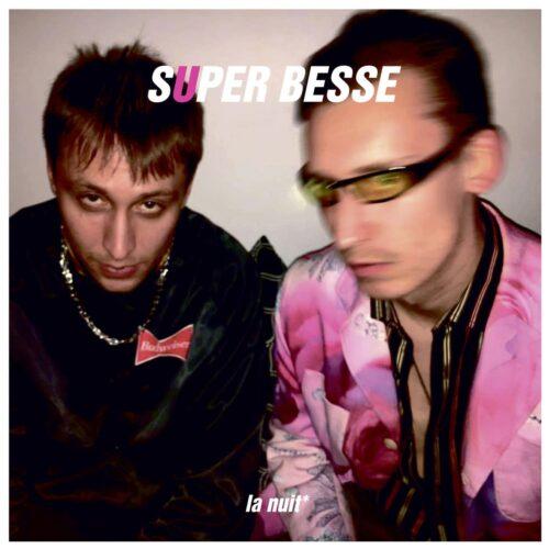 Super Besse - La Nuit - ILOVEYOUREC026 - I Love You Records