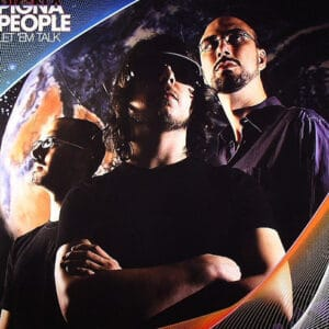 Pigna People - Let 'em Talk - Pigna010LP - Pigna Records