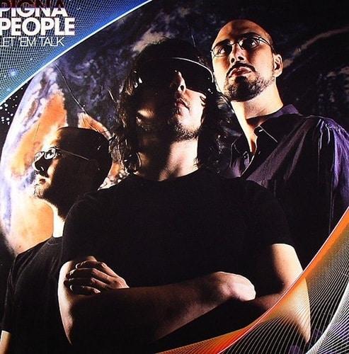 Pigna People - Let 'em Talk - Pigna010LP - Pigna Records