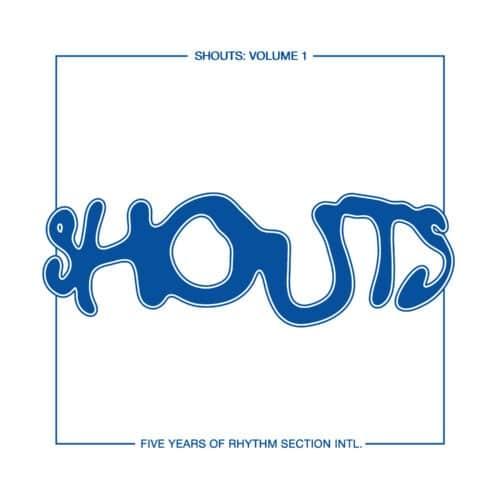 Yu Su/Katerina/Lock Eyes/Dawit/Valesuchi - Shouts vol 1 - RS031 - RHYTHM SECTION