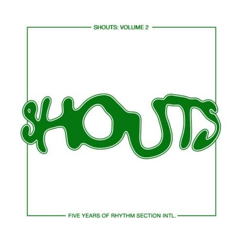 Various - Shouts vol 2 - RS032 - RHYTHM SECTION