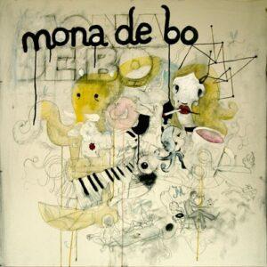 Mona De Bo - Mona De Bo - RUDOLPH03 - Rudolph Records