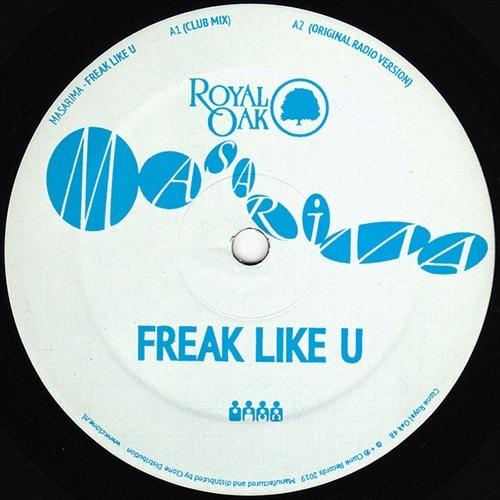 Masarima - Freak Like U - Royal048 - Royal Oak