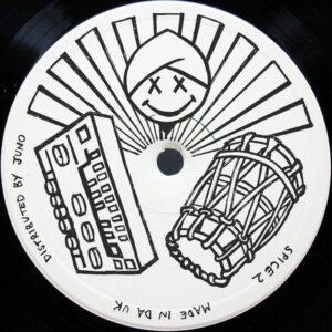 Cutmaster Singh - Acid Bhangra Rarities & Re Edits - SPICE2 - MASAALA