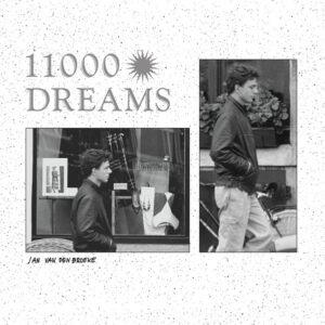 Jan Van Den Broeke - 11000 Dreams - STRLP-005 - STROOM