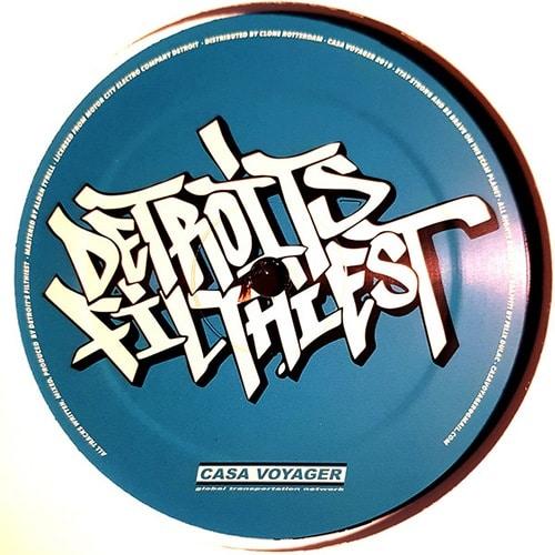 Detroit's Filthiest - Premium Content - TWR03 - Casa Voyager