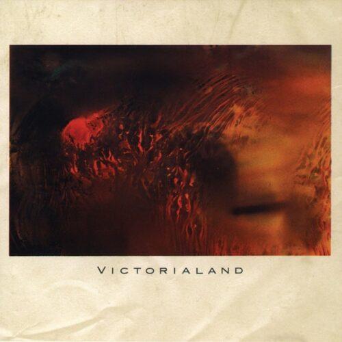 Cocteau Twins - Victorialand - 4AD0193LP - 4AD