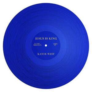 Kanye West - Jesus Is King - 602508464669 - DEF JAM