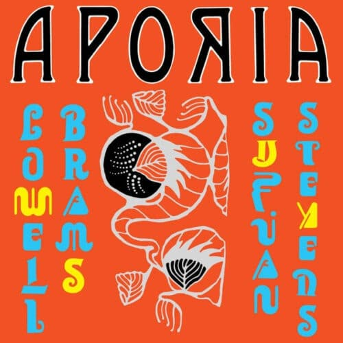Sufjan Stevens/Lowell Brams - Aporia - AKR137 - ASTHMATIC KITTY