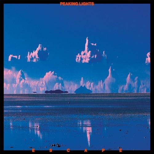 Peaking Lights - Escape - DKMNTL081 - DEKMANTEL