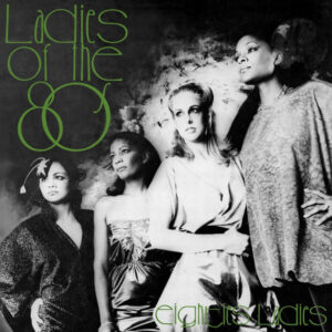 Eighties Ladies - Ladies Of The Eighties - EXLPM66 - EXPANSIONS