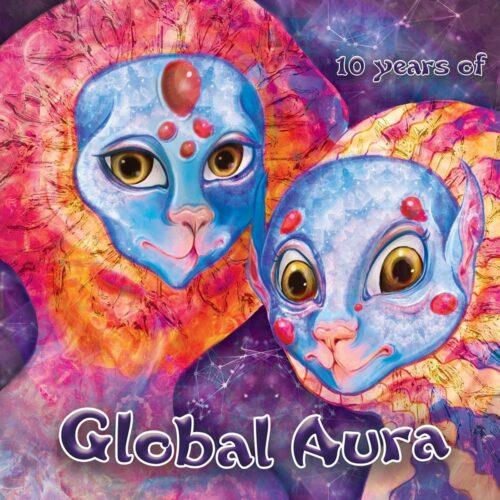 Various - 10 Years Of Global Aura - GLOBAL005 - GLOBAL AURA RECORDS