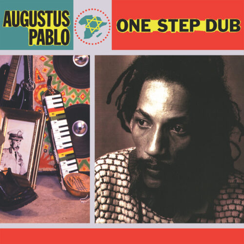 Augustus Pablo - One Step Dub - GREL157 - GREENSLEEVES
