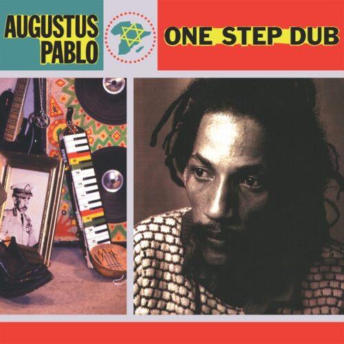 Augustus Pablo - One Step Dub - GREL157 - GREENSLEEVES