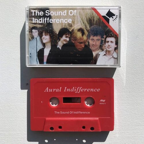 Aural Indifference - The Sound of Indifference - MW071 - MANNEQUIN