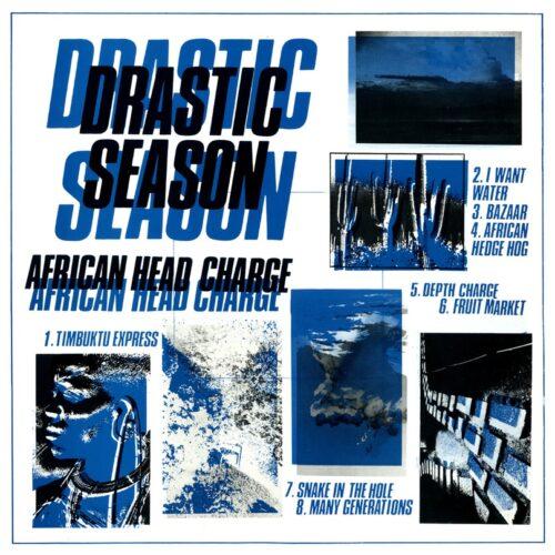 African Head Charge - Drastic Season - ONULP27 - ON-U SOUND