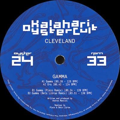 Cleveland - Gamma - OYSTER24 - KALAHARI OYSTER CULT