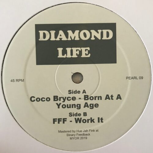Coco Bryce/FFF - Pearl09 - PEARL09 - DIAMOND LIFE