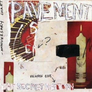Pavement - The Secret History Vol. 1 (Slanted Rarities) - REWIGLP101 - DOMINO
