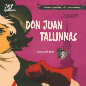 Olav Ehala - Don Juan Tallinnas (must) - RKOH001-M - RAADIO KOHILA RECORDS