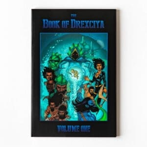 Abdul Qadim Haqq - The Book of Drexciya Vol.1 - TRESOR318 - TRESOR