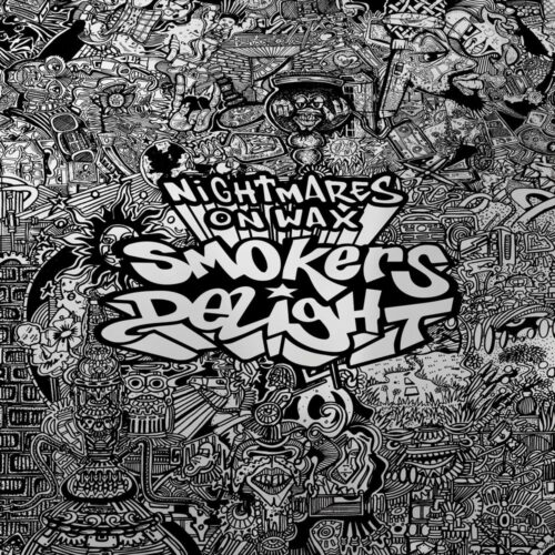 Nightmares On Wax - Smokers Delight - 25th Anniversary edition - WARPLP36RX - WARP
