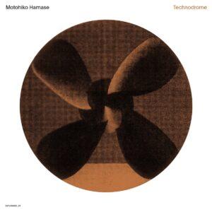 Motohiko Hamase - Technodrome - WRWTFWW035 - WE RELEASE WHATEVER THE FUCK WE WANT