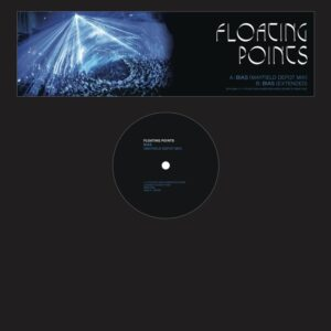 Floating Points - Bias - ZEN12538 - NINJA TUNE