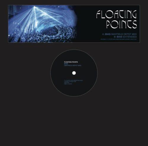 Floating Points - Bias - ZEN12538 - NINJA TUNE