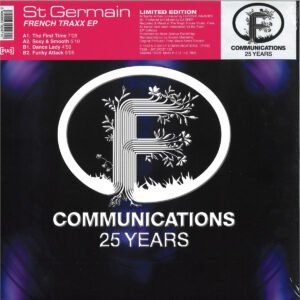 St Germain - French Traxx - 267WO37133 - F COMMUNICATIONS