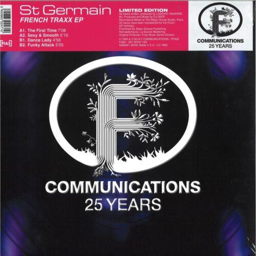 St Germain - French Traxx - 267WO37133 - F COMMUNICATIONS