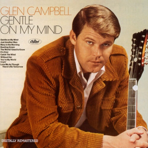 Glen Campbell - Gentle On My Mind - 602557280869 - CAPITOL RECORDS