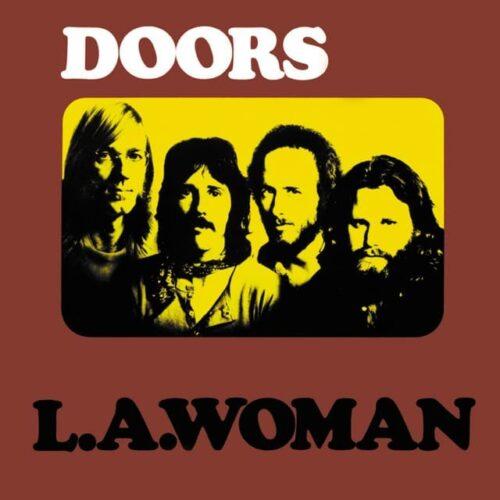 Doors - L.A Woman - 7559603281 - ELEKTRA