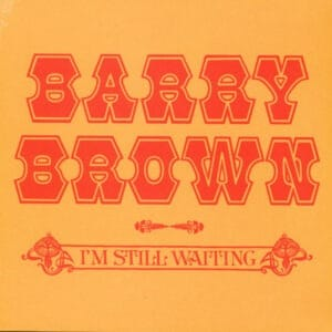 Barry Brown - Still Waiting - 8592735005822 - RADIATION ROOTS