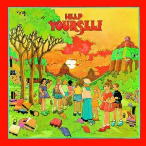 Help Yourself - Help Yourself - 8719262005457 - MUSIC ON VINYL
